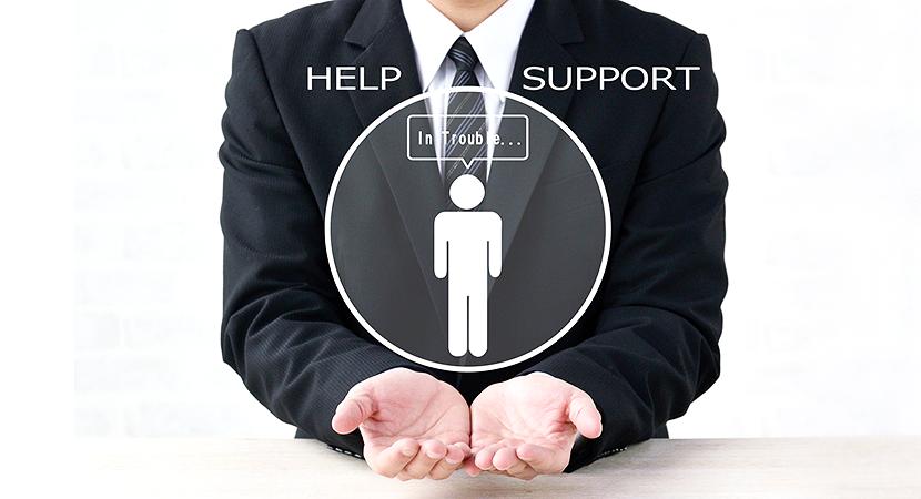 採用だけで終わらない 人材育成サポート