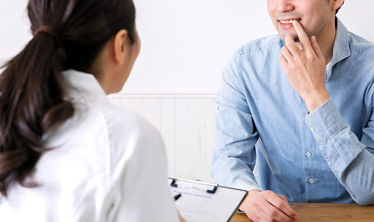 企業向け歯科検診サポート